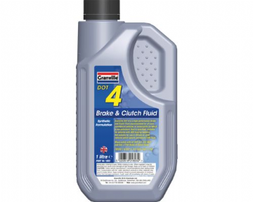 ADV908 LR052653 1 Litre Granville Brake Fluid Dot 4 1803